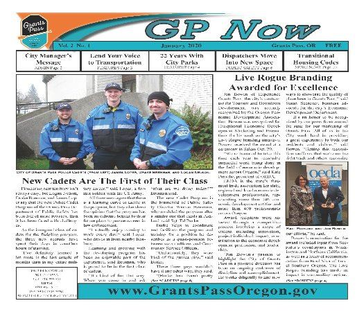 GP Now 0120 Front Page