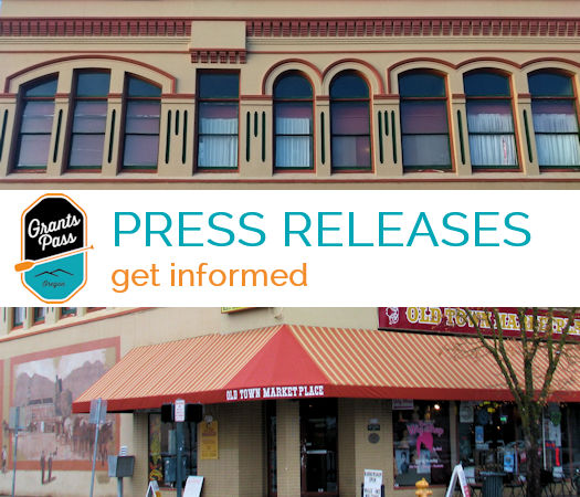 City Press Release - Get Informed - Old Town Marketplace