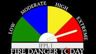 Fire Danger - Extreme