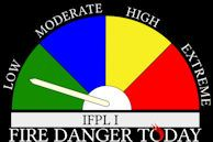 Fire Danger - Low